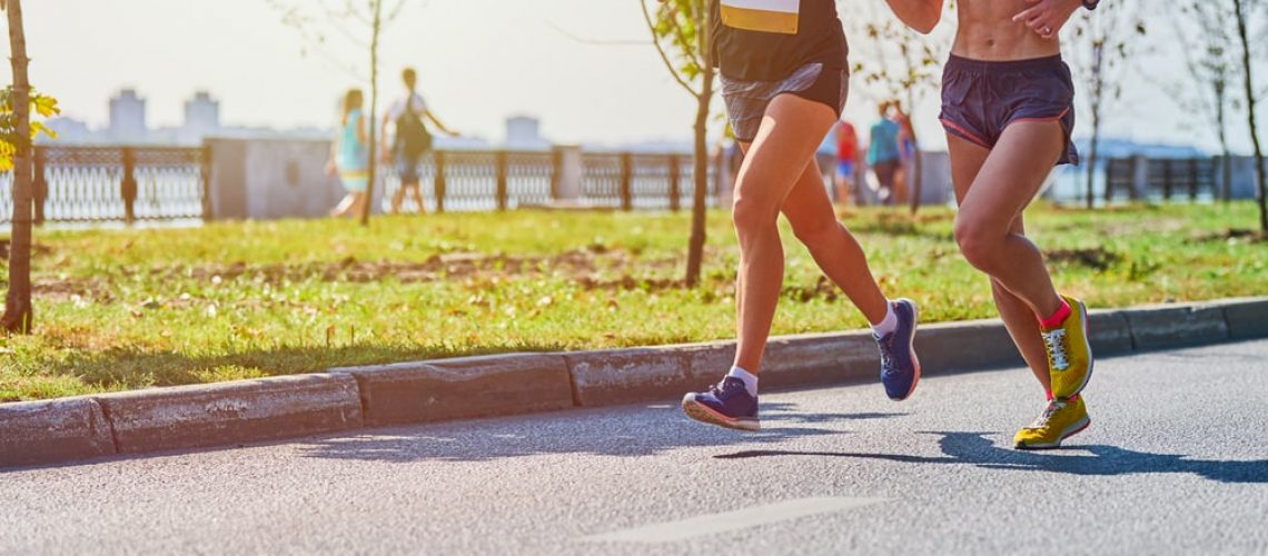 average-half-marathon-time-min